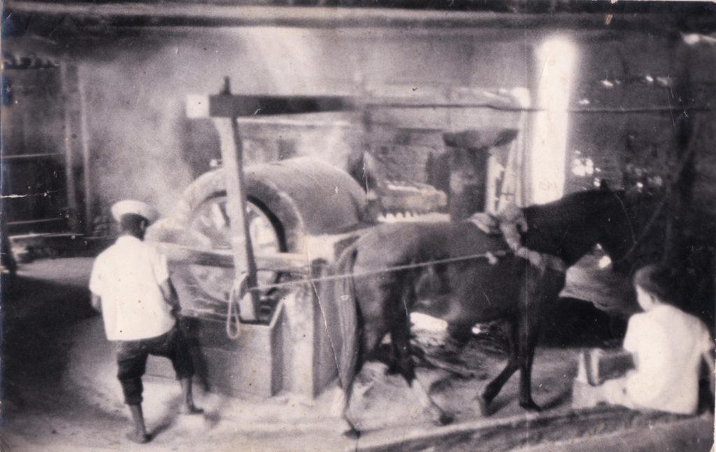 Engenho de farinha - Torragem 2